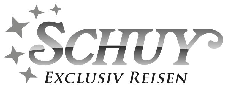 Logo Schuy Exclusiv Reisen GmbH & Co. KG